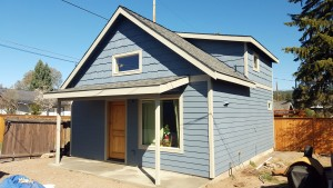 Newly Built Accessory Dwelling Unit